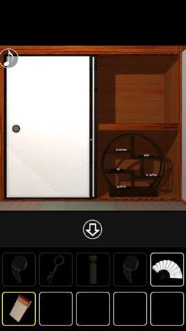 Th Adnroidスマホゲームアプリ脱出ゲーム 仕掛けのある和室からの脱出 攻略 29