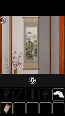 Th Adnroidスマホゲームアプリ脱出ゲーム 仕掛けのある和室からの脱出 攻略 31