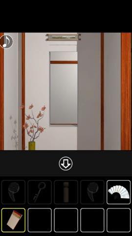 Th Adnroidスマホゲームアプリ脱出ゲーム 仕掛けのある和室からの脱出 攻略 33