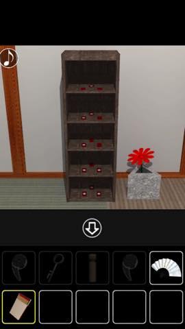 Th Adnroidスマホゲームアプリ脱出ゲーム 仕掛けのある和室からの脱出 攻略 34
