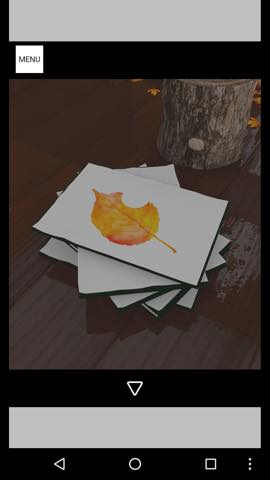 Th 脱出ゲーム Autumn 紅葉とキノコとリスの家 攻略 2