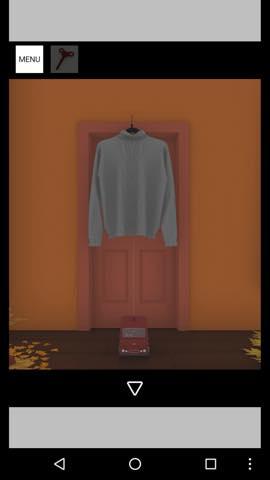 Th 脱出ゲーム Autumn 紅葉とキノコとリスの家 攻略 4
