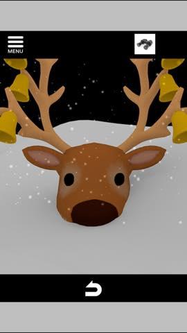 Th 脱出ゲーム Merry Xmas 暖炉とツリーと雪の家  攻略 3750