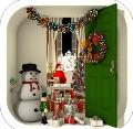 脱出ゲーム Merry Xmas 暖炉とツリーと雪の家  攻略と答え1