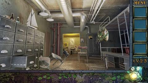 Th Can you escape the 100 room V  攻略 lv25 0