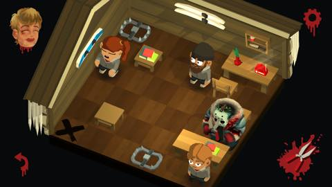 Th Friday the 13th: Killer Puzzle   攻略 4041