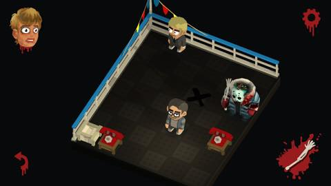 Th Friday the 13th: Killer Puzzle   攻略 4064