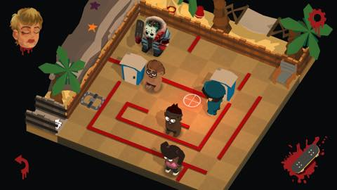 Th Friday the 13th: Killer Puzzle   攻略 4106