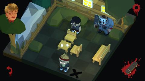 Th Friday the 13th: Killer Puzzle   攻略 4115