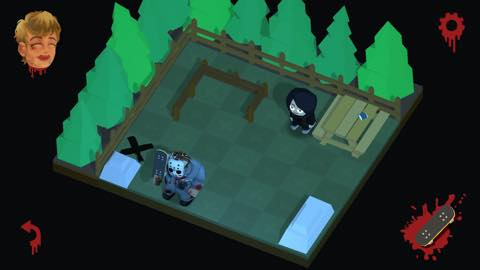 Th Friday the 13th: Killer Puzzle   攻略 4117