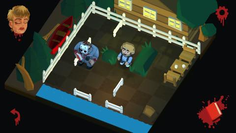Th Friday the 13th: Killer Puzzle   攻略 4132