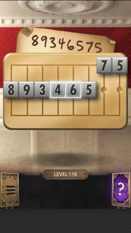Th 脱出ゲーム  100 Doors Challenge  攻略 110 7