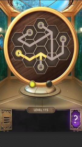 Th 脱出ゲーム  100 Doors Challenge  攻略 115 2