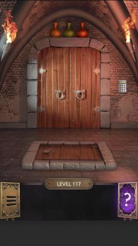 Th 脱出ゲーム  100 Doors Challenge  攻略 117 0