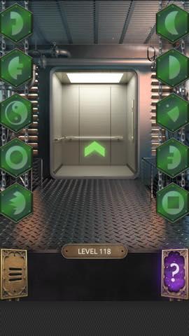 Th 脱出ゲーム  100 Doors Challenge  攻略 118 1