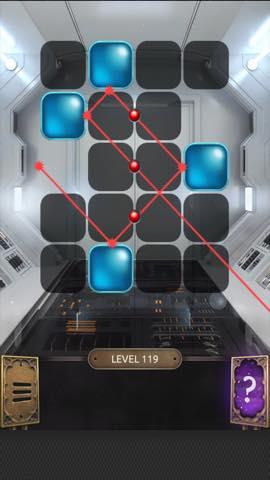 Th 脱出ゲーム  100 Doors Challenge  攻略 119 9