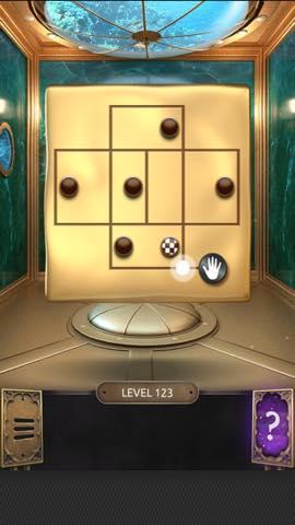 Th 脱出ゲーム  100 Doors Challenge  攻略 123 0