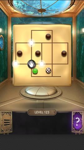 Th 脱出ゲーム  100 Doors Challenge  攻略 123 4