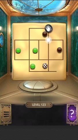 Th 脱出ゲーム  100 Doors Challenge  攻略 123 7