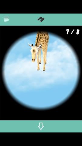 Th 脱出ゲームBaby 雲より上のプカプカハウス 攻略 4044