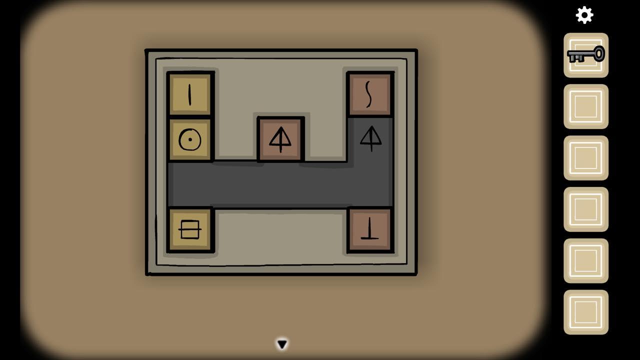 Th Cube Escape: Paradox 攻略 3034