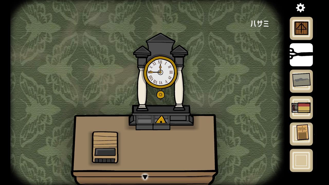 Th Cube Escape: Paradox 攻略 3121