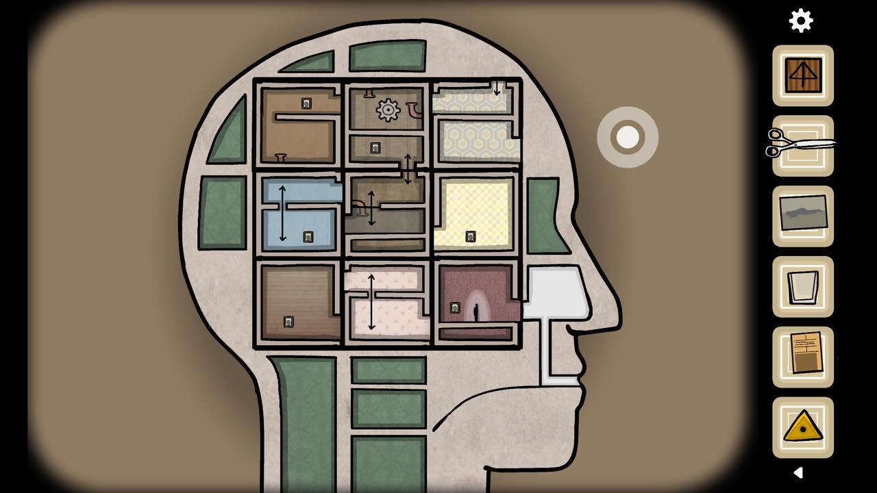 Th Cube Escape: Paradox 攻略 3196