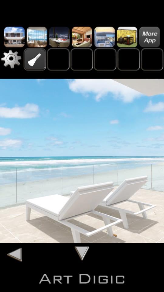 Th 脱出ゲーム BeachHouse 攻略 3143
