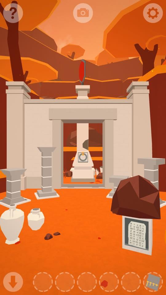Th Faraway 4: Ancient Escape 攻略 3417