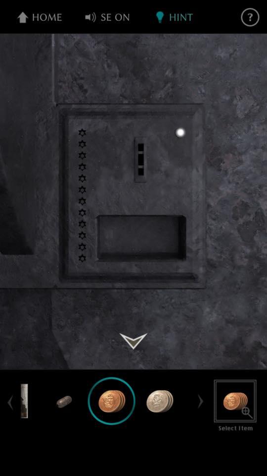 Th 脱出ゲーム The TREASURE 攻略 3643