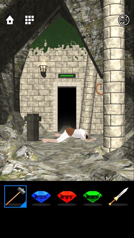 Th Lost DOOORS 攻略 3996