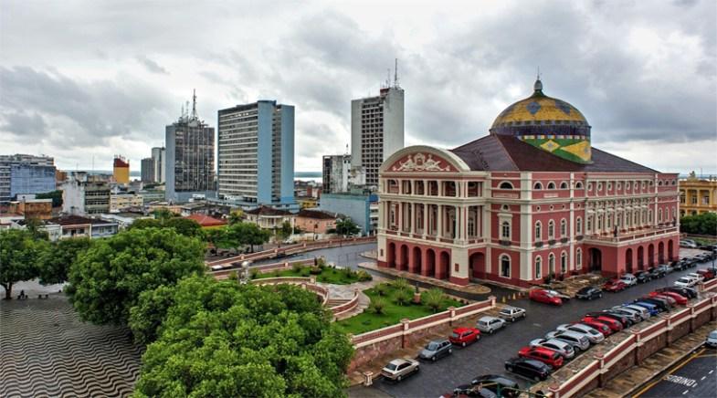 Manaus,brazile