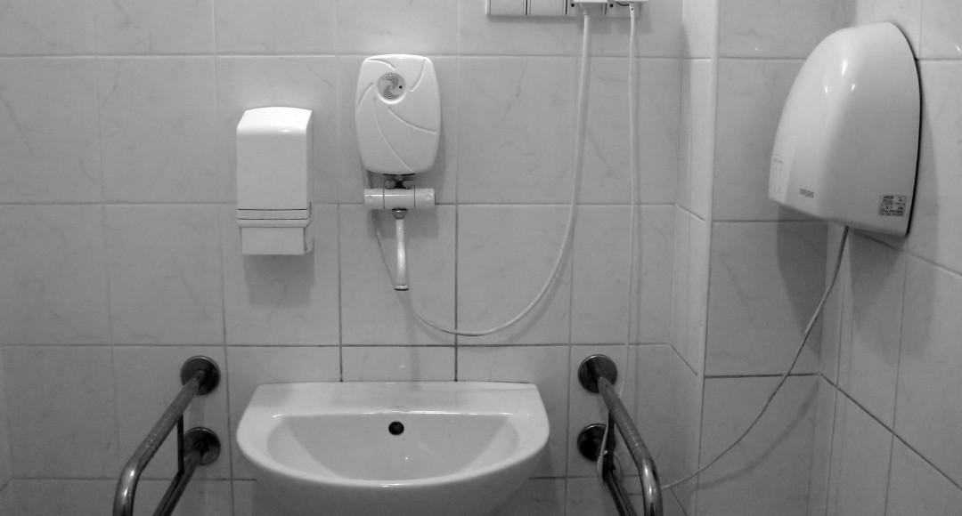 Come pulire il bagno dellufficio