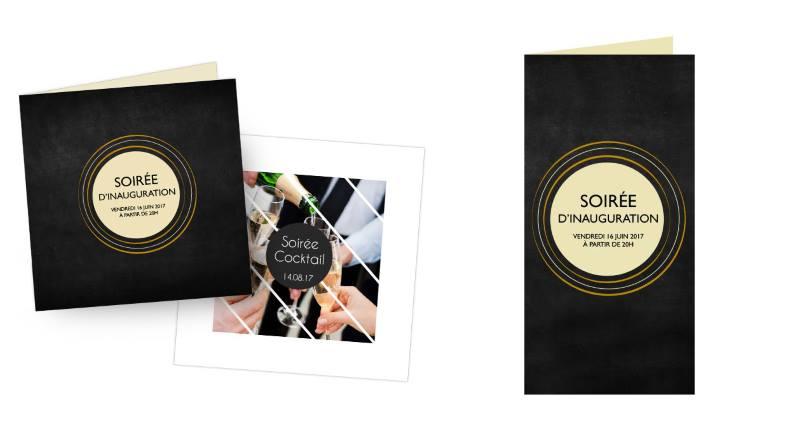 cartons d invitation personnalises pour