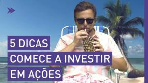 Dicas para Investir em Ações