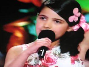 Festival da Canção Infantil com Maria Elizabete Jesus
