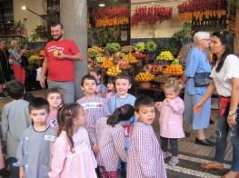 Visita ao Mercado dos Lavradores (EB1/PE da Marinheira)7