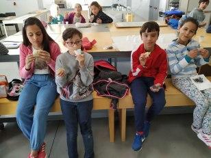 visita de Estudo à Unidade de Bioquímica da Madeira