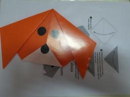 Origami @EB1/PE da Marinheira