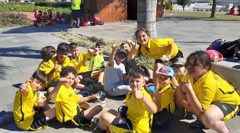 Basquetebol e Voleibol