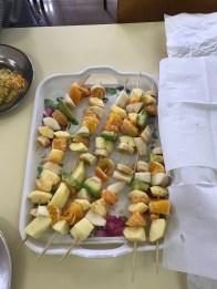 Dia da Alimentação @EB1/PE da Marinheira
