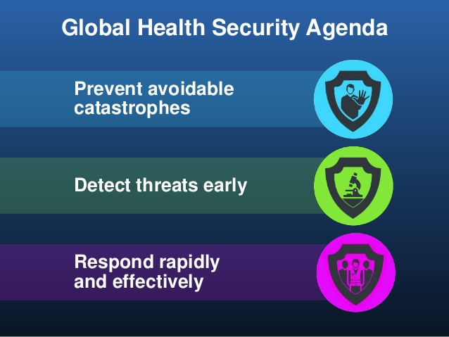 Image result for global health security agenda logo