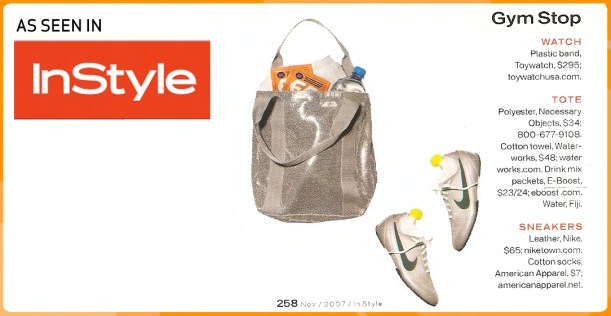 EBOOST in In Style Mag