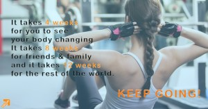 Keep Going Fitness Motivation FB
