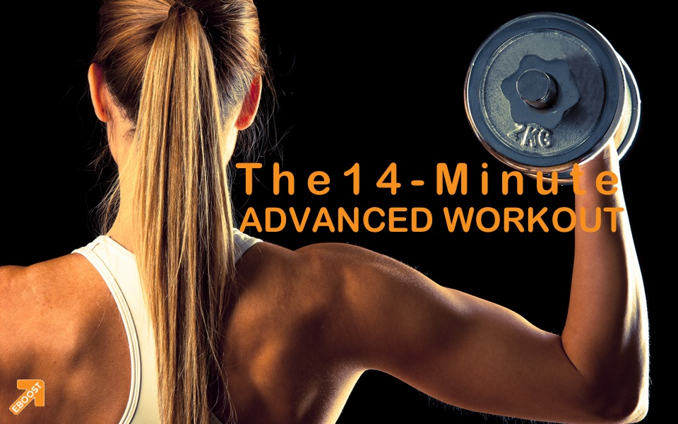14-Minute-Advanced-Workout