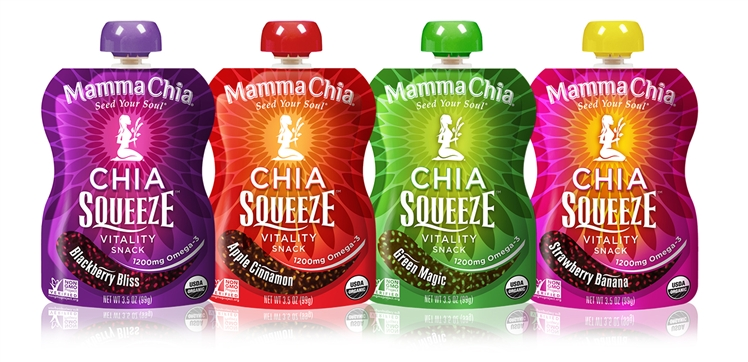 mamma chia squeeze - The EBOOST Guide to Healthy Travel Snacks