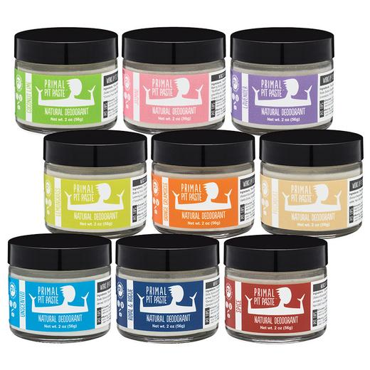 Jar collection 520x - 3 Natural Deodorants that actually Work