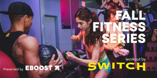 EBOOST Fall Fitness Series