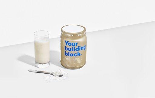 EBOOST PRIME, vanilla