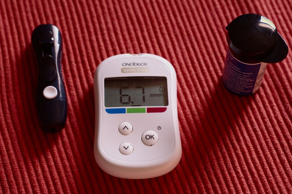 Device to Measure Blood Sugar